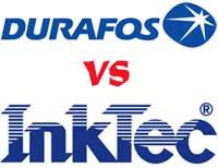 Сублимационные чернила - Durafos или InkTec?